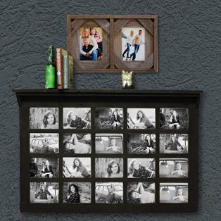 Rustic Barnwood Frames, Mirrors, Furniture & Décor