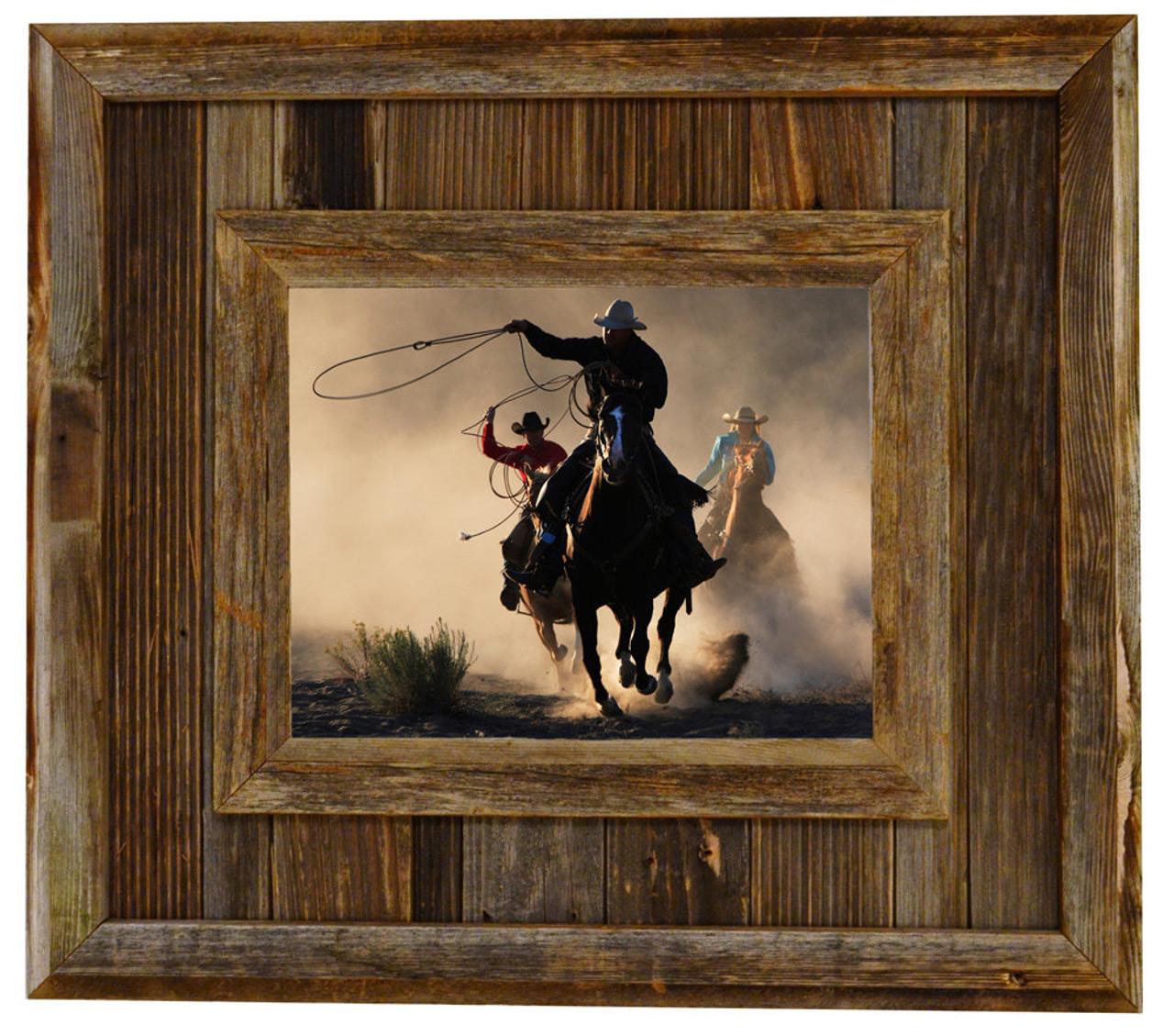 barn wood picture frames. Durango Rustic Barnwood Picture Frame, 11x14 Barn Wood Frames