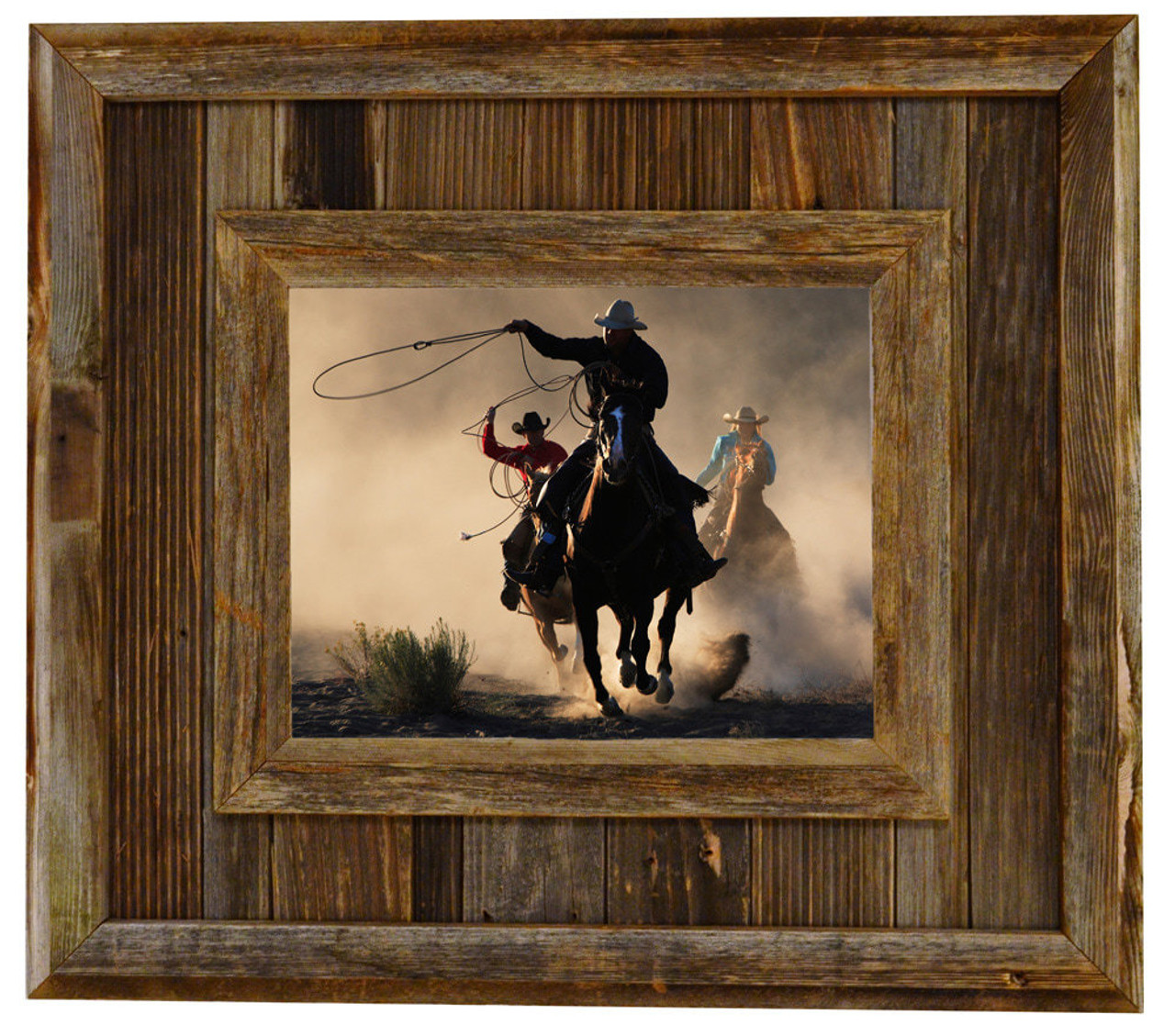 Barnwood Frames | Durango 11x14 Reclaimed Wood