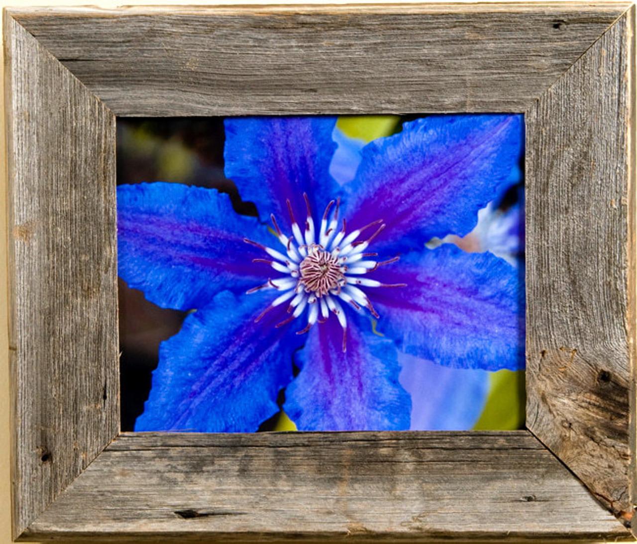 Rustic Wood Frame Reclaimed Barnwood Photo Frames 20x30