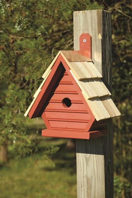 Bird Houses Birdhouse Copper Trim