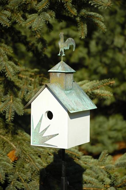 Bird House Birdhouse Loose Moose Sleepy Hollow
