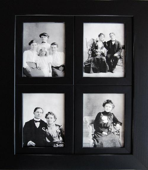Windowpane Collage Frames : MyBarnwoodFrames.com | Barnwood Frames ...