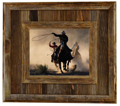 Barnwood Frame | Durango 16x20 Reclaimed Wood Frame