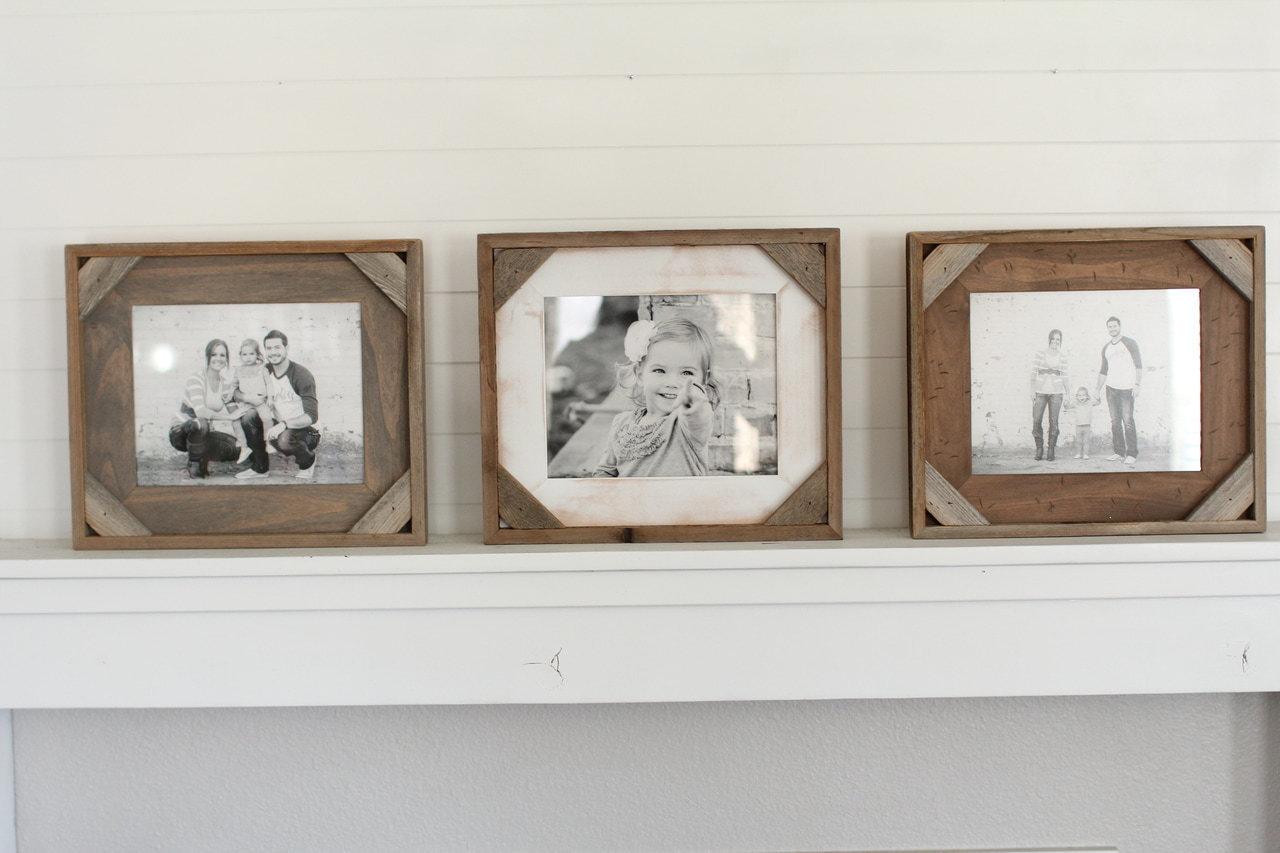 Cornerblock Frame - Frontier Series
