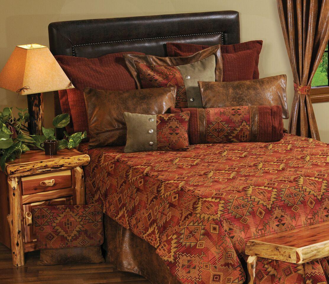 Bessie Gulch Bed Set