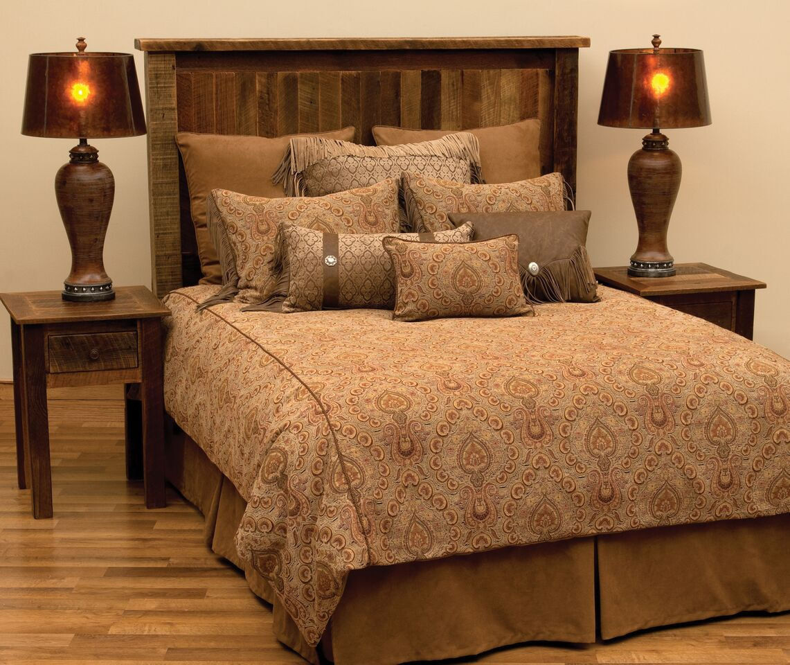 El Dorado Bed Set