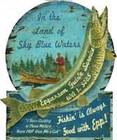 Hunting & Fishing Signs