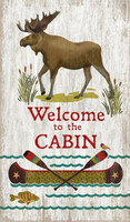Lodge & Cabin Signs