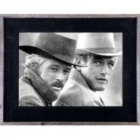 Butch Cassidy Western Frame