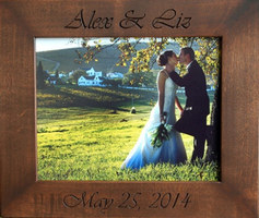 Personalized and Engraved Frames