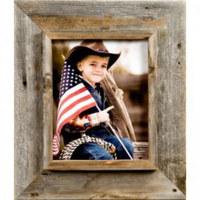 """Western Rustic 3"""" Cowboy Frame"""
