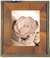Wasatch Rustic Barnwood Frame