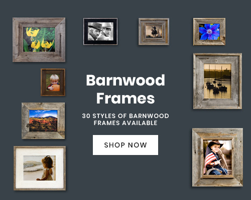 Rustic Barnwood Frames Mirrors Furniture Dcor
