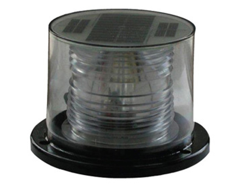 HarborWare Tophat Solar Marine Light