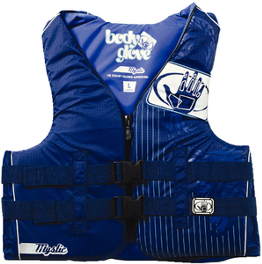 Body Glove Mystic Nylon Vests, Womens