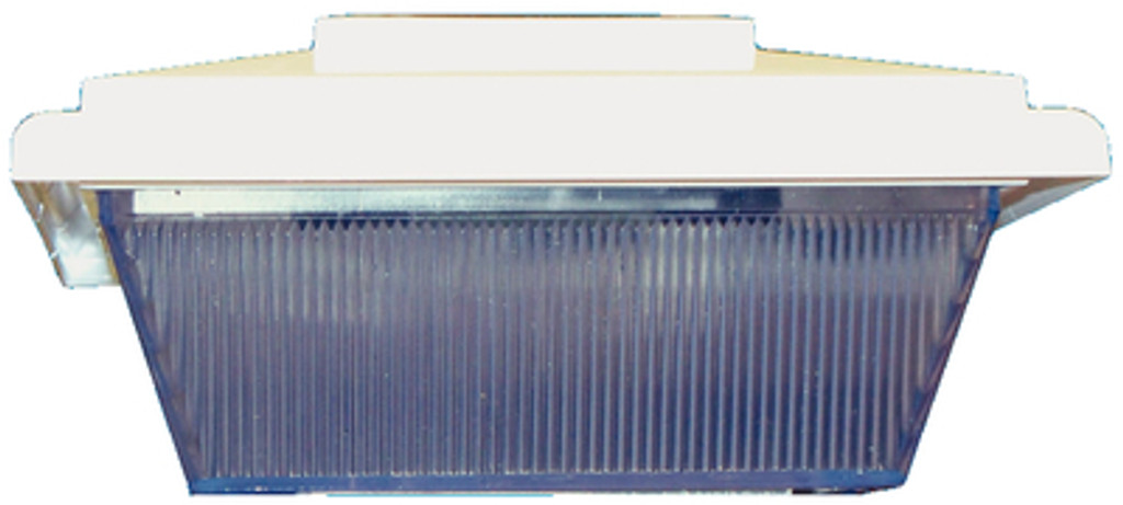 Dock Edge Solar Post Light, 4-Inch