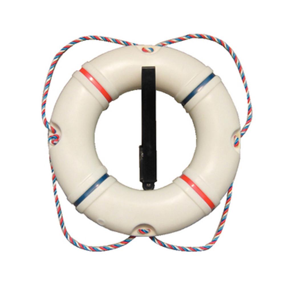 "Dock Edge Poolside Life Ring Buoy, 19"""
