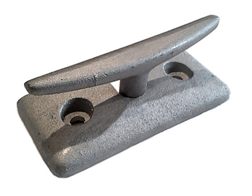 HarborWare Aluminum Fold-Down Cleats, 6''