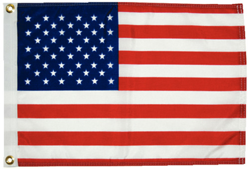 Taylor Made Printed 50 Star US Flag 12 X 18