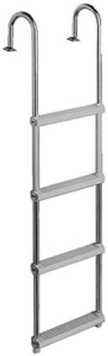 Garelick 3 Step Pontoon Ladder