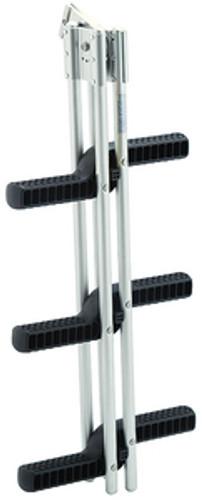 Garelick 4 Step Gullwing Ladder Aluminum