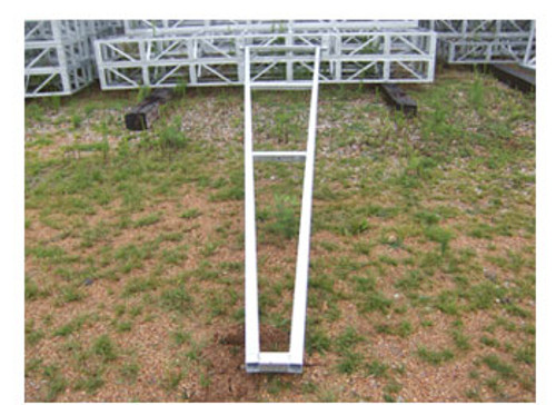 HarborWare Dock Frame Standoff 3'x16'