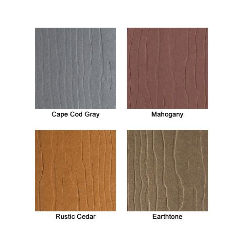 "HarborWare Composite Wood Decking Boards, 5""x12' (Box of 40)"