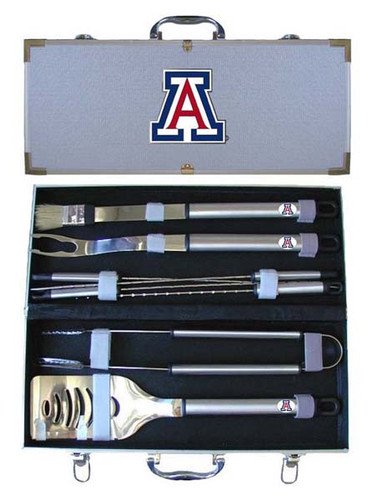 Arizona Wildcats BBQ Tool Set