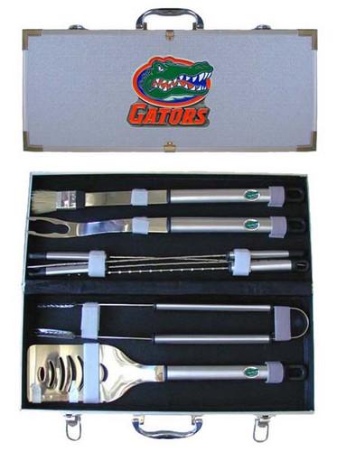 Florida Gators BBQ Tool Set
