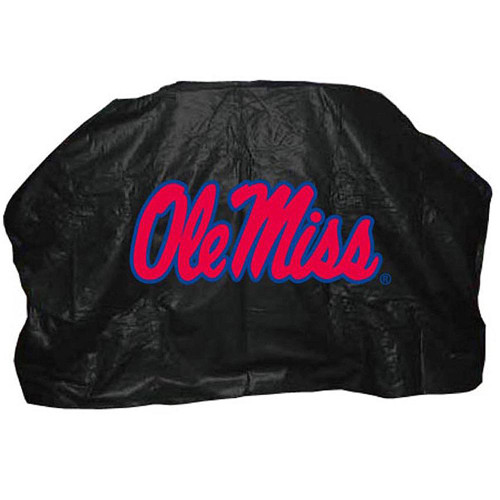 Ole Miss Runnin Rebels Grill Cover
