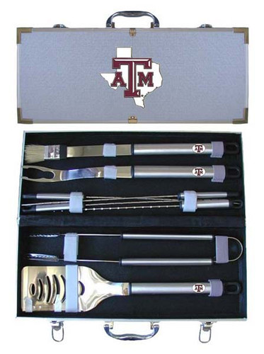 Texas A&M Aggies BBQ Tool Set
