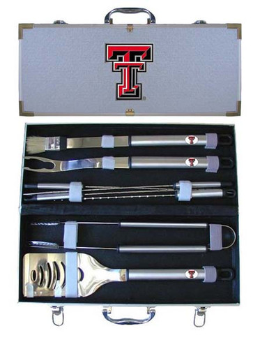 Texas Tech Red Raiders BBQ Tool Set