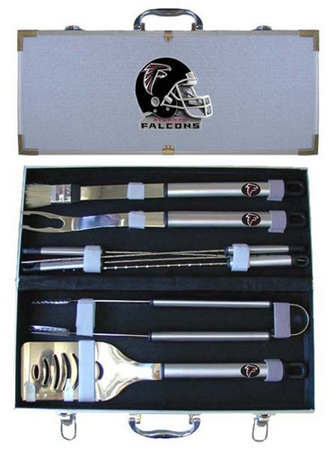 Atlanta Falcons BBQ Tool Set