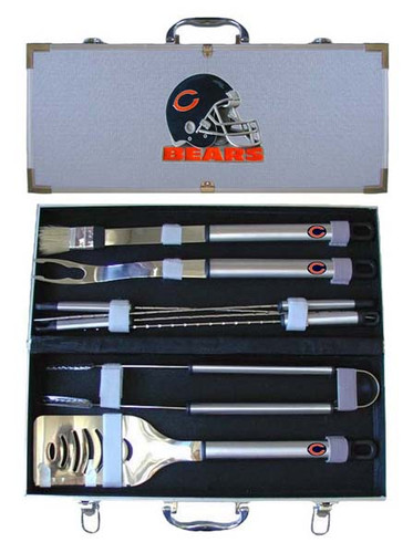 Chicago Bears BBQ Tool Set