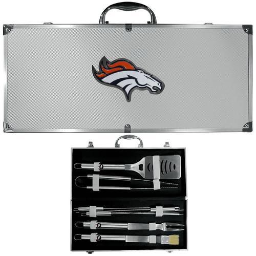 Denver Broncos BBQ Tool Set