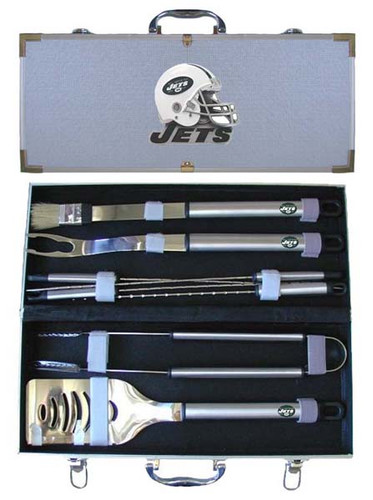 New York Jets BBQ Tool Set