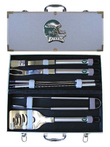 Philadelphia Eagles BBQ Tool Set