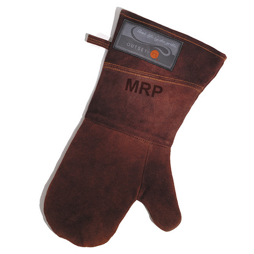 Outset Leather Grill Mitt