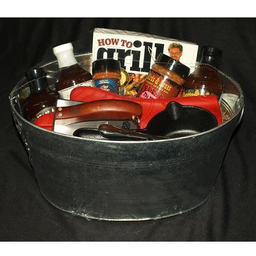 Pit Master BBQ Gift Basket