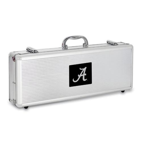 Alabama Crimson Tide BBQ Tools and Engraved Case