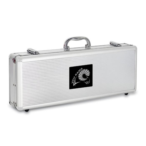 VCU Rams BBQ Tools and Engraved Case