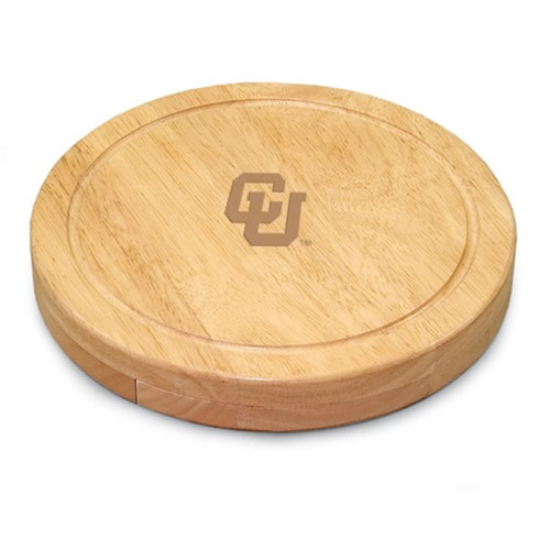 Colorado Buffalo Engraved Cutting Board