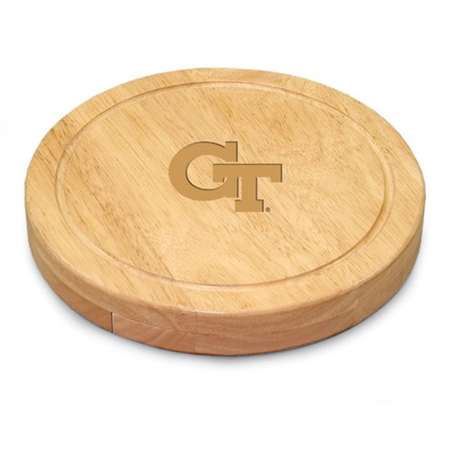 Georgia Tech Yellow Jackets Engraved Cutting Board