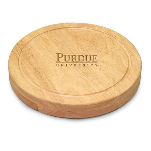 Purdue Boilermakers Engraved Cutting Board