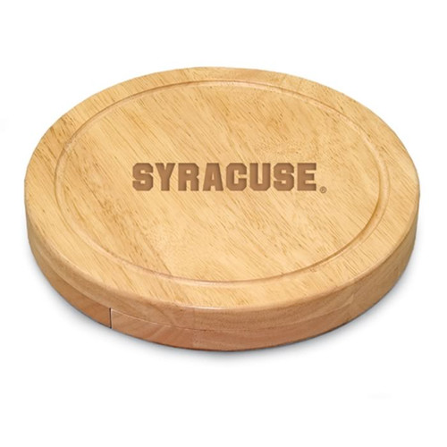 Syracuse Orangemen Engraved Cutting Board