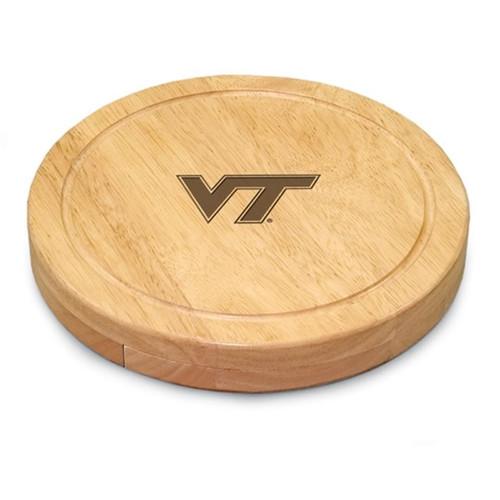 Virginia Tech Hokies Engraved Cutting Board