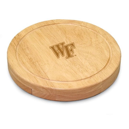 Wake Forest Demon Deacons Engraved Cutting Board