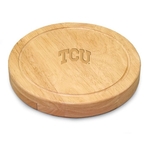 TCU Horned Frogs Engraved Cutting Board