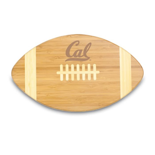 California Berkeley Bears Engraved Football Cutting Board